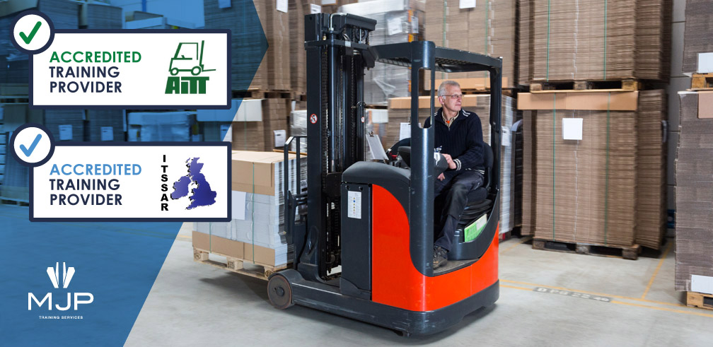 Itssar Accredited Forklift Training And Safety Training Dudley